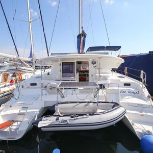 Fountaine Pajot Lipari 41 | Gelee Royale
