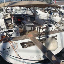 Beneteau Oceanis 45 | Nika