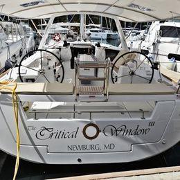 Beneteau Oceanis 41   The Critical Window 3