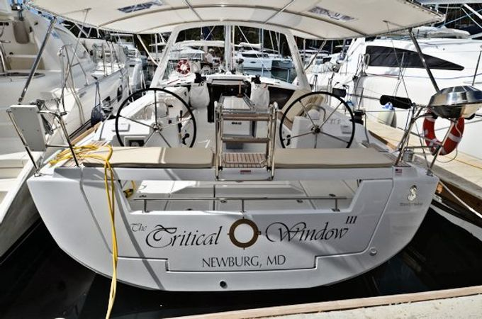 Beneteau Oceanis 41 | The Critical Window 3