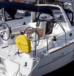 Beneteau Oceanis 38 | Maun