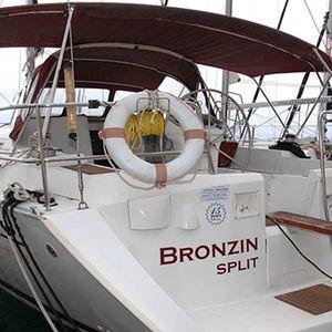 Beneteau 393   Bronzin