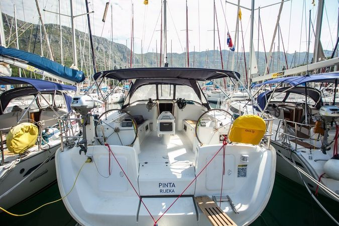Beneteau Cyclades 50 | Pinta