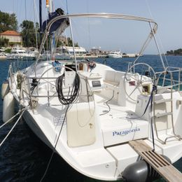 Beneteau Cyclades 39 | Bleu Note