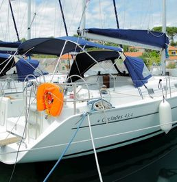 Beneteau Cyclades 43 | Tigris