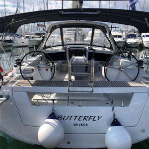 Beneteau Oceanis 48 | Butterfly - CORFU