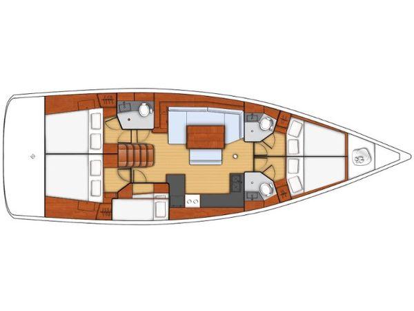 Beneteau Oceanis 48 | Filomena