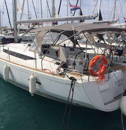 Jeanneau Sun Odyssey 439   Libera