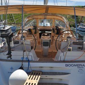 Jeanneau Sun Odyssey 54 | Boomerang