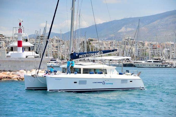 Lagoon 420 | Mediterraneo