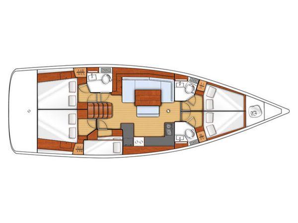 Beneteau Oceanis 48 | Ultra Dubrovnik