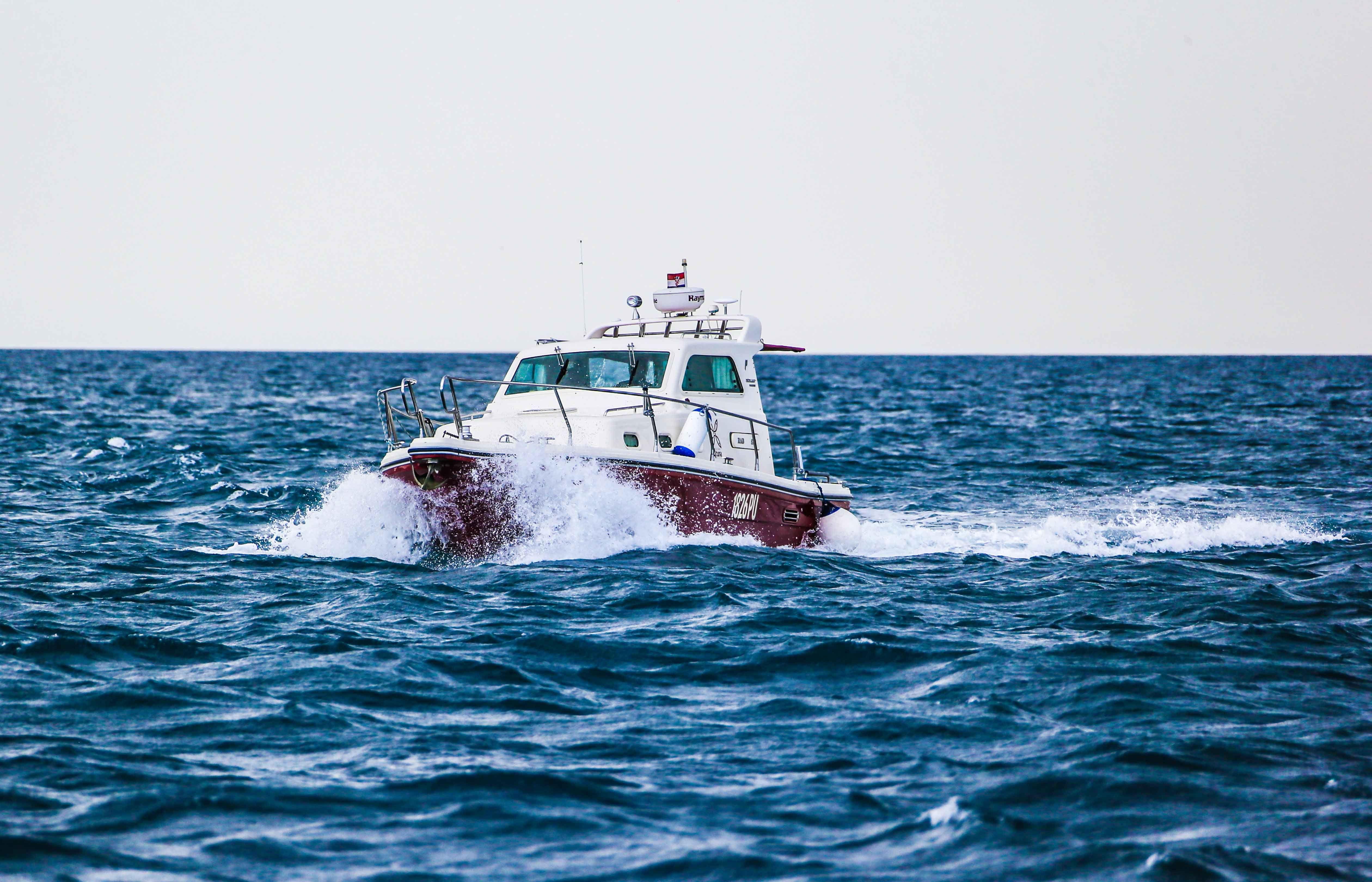 Charter Motor Yacht - The Caribbean