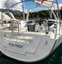 Beneteau Oceanis 45 | Foxtrot