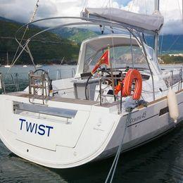 Beneteau Oceanis 45 | Twist