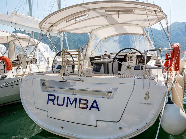 Beneteau Oceanis 45 | Rumba