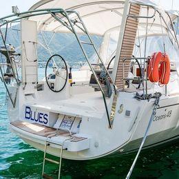 Beneteau Oceanis 48 | Blues