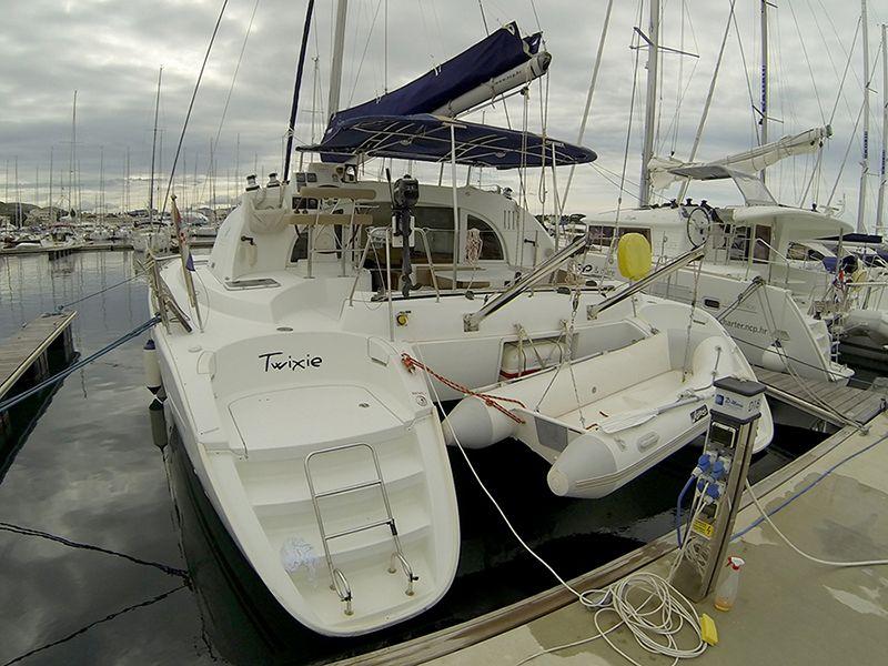 Lagoon 380 S2 (2006)