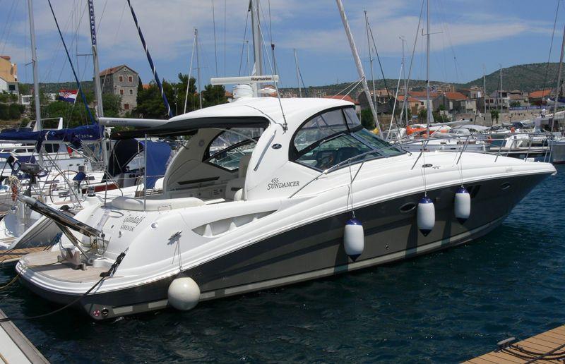 Sea Ray 455 (2006)