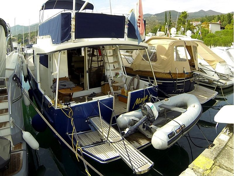 Beneteau 42 Swift Trawler (2008)