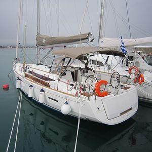 Jeanneau Sun Odyssey 449   Airbender