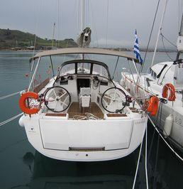 Jeanneau Sun Odyssey 449 | Airbender