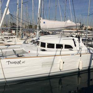 Lagoon 380 S2   Thundercat