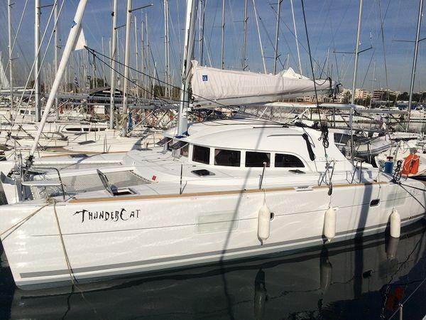 Lagoon 380 S2 | Thundercat