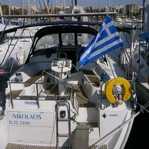 Jeanneau Sun Odyssey 43 | Nikolaos