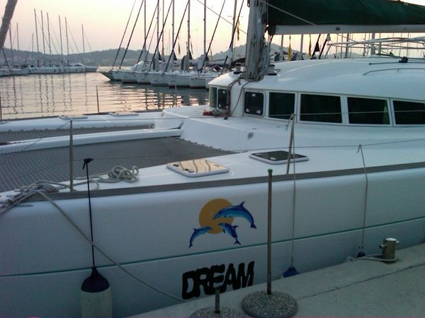 Lagoon 410 | Dream