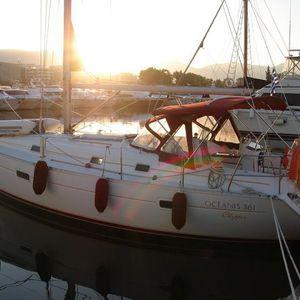 Beneteau Oceanis 36.1   Patmos