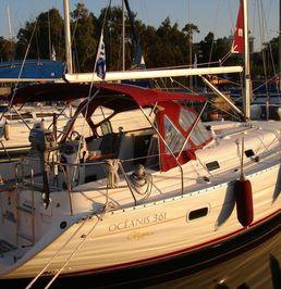 Beneteau Oceanis Clipper 361 | Patmos
