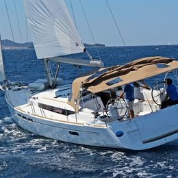 Jeanneau Sun Odyssey 509 | Magic Dreams