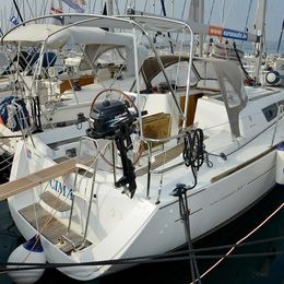 Jeanneau Sun Odyssey 33   Cima