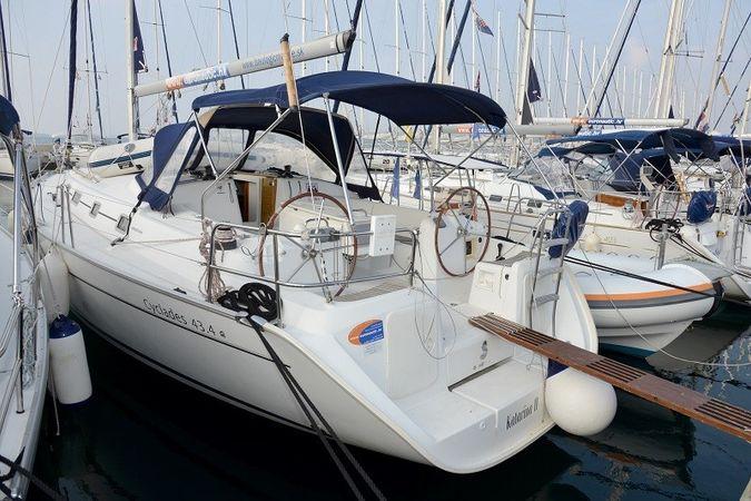 Beneteau Cyclades 43 | Katarina 2