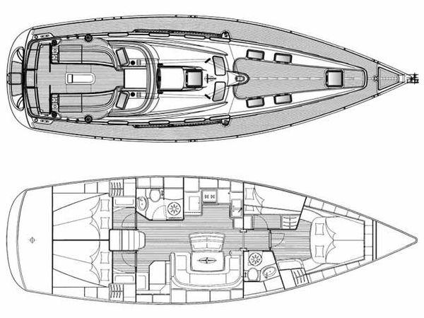 Bavaria 46 Cruiser | Mango