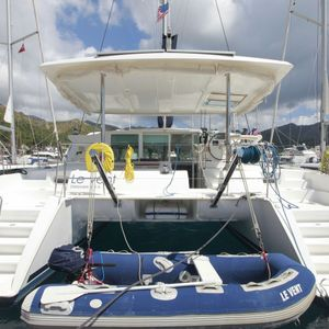 Catamaran Yacht - Turkey