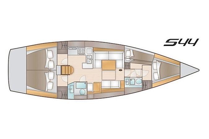 Salona 44 | Elva