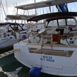 Beneteau Oceanis 55 | Kos 55.1