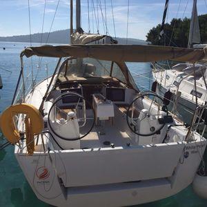 Dufour 350 | White Pearl