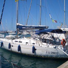 Beneteau Oceanis Clipper 423 | Morgana
