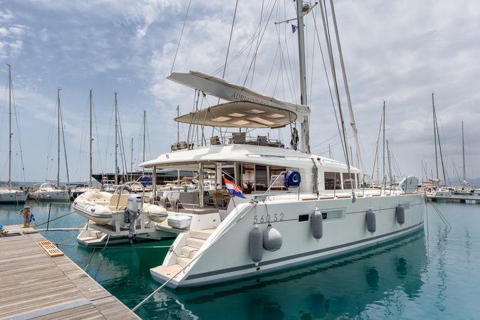 Lagoon 560 S2 | Princess Seline