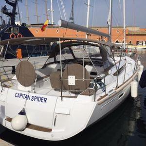 Jeanneau Sun Odyssey 509 | Capitan Spider- Tenerife