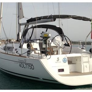 Beneteau Oceanis 37 | Polaris