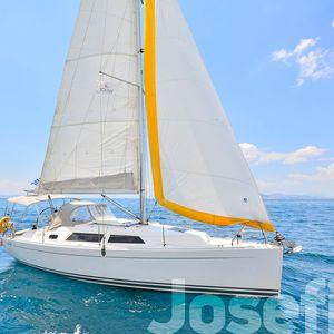Hanse 325 | Josefin