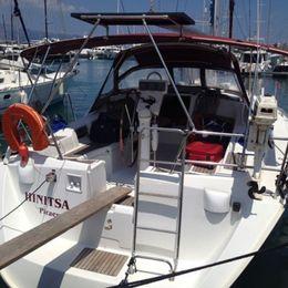 Beneteau Oceanis Clipper 393 | Hinitsa