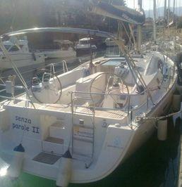 Beneteau Oceanis 40 | Senza Parole 2