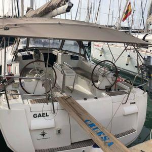 Jeanneau Sun Odyssey 439   Gael