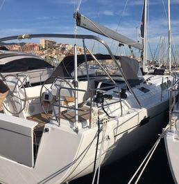 Hanse 505 | Marina Estrella Three