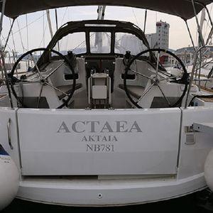 Jeanneau 349 | Actaea