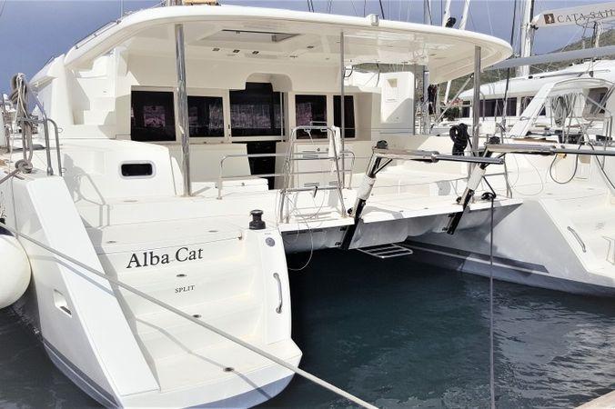 Lagoon 450 F | Alba Cat